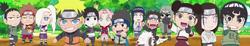 Personajes de Naruto SD