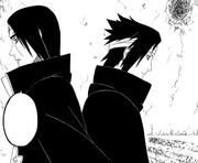 Sasuke e Itachi (Capítulo 383)