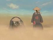 Akatsuki empieza la acción
