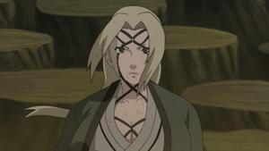 Arte Ninja Creación de Renacimiento — Jutsu Fuerza de un Centenar Anime