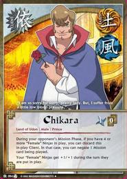 Chikara BP
