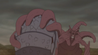 Gyūki intercepts Isobu
