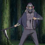 Hanzo com kusarigama