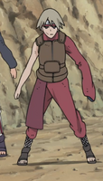 Jacket Iwagakure