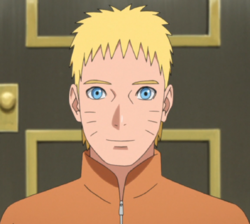 Naruto Uzumaki Parte III Anime