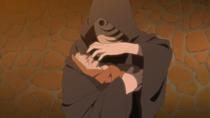 Tobi threatens to kill Naruto