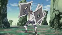Toroi larger shuriken
