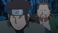Dissipação de Genjutsu (Chōji - Anime)