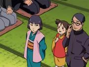 Futa, Tsukiko y Mai de jovenes