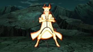 Minato's Chakra Mode
