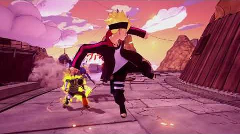 NARUTO to BORUTO Shinobi Striker NEW Trailer on CLASS TYPES-0