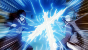 Sasuke vs B