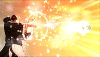 Técnica do Revólver de Água (Gengetsu - Game)