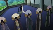 Zetsu Atacando os Daimyo