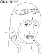 Arte Pierrot - Feição de Guy