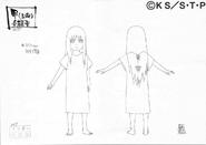 Arte Pierrot - Yamato Hospitalizado