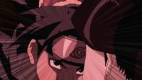 Cabeçada (Sasuke Uchiha)