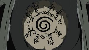 Estilo de Sellado de los Ocho Trigrama Anime