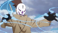 Fios de Chakra (Araya - Anime)