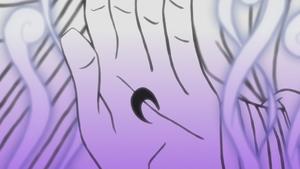 Poder Yin de los Seis Caminos Anime
