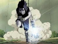 Sasuke chidori