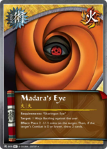 Sharingan de Madara ST