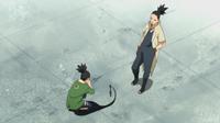 Shikamaru Training Shikadai