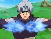 Bisturí de Chakra Anime