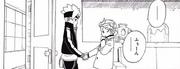 Boruto y Tentou se conocen