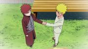 Gaara & Naruto
