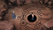 Kabuto revive a Chiyo por error