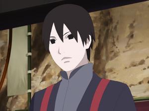 Saï (Boruto - Naruto le Film)