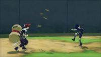 Shuriken de Areia (Gaara - Game)