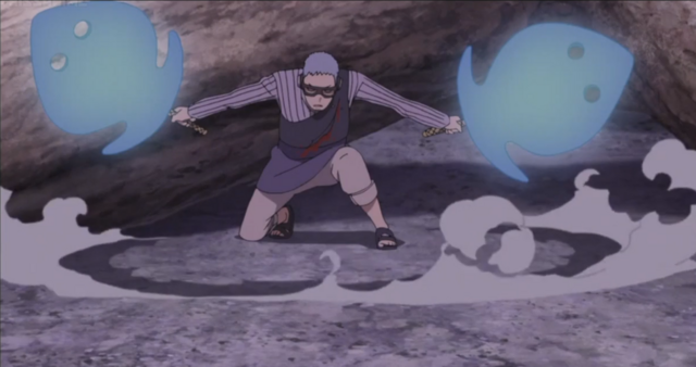 The Hiramekarei, the Mizukage's Sword From Naruto - Swish