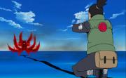 Jutsu Imitación de Sombra Anime