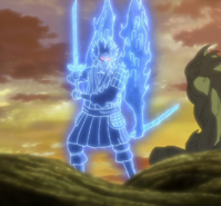 Madara's perfect Susanoo