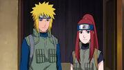Minato y Kushina, los padres que Naruto creía muertos