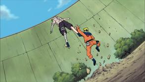 Naruto derrota Neji
