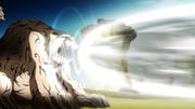Shukaku utilizando Elemento Viento