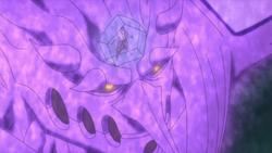 Susanoo de Sasuke (Rosto)