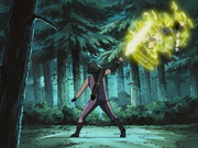 Thunder God Sword Telekinesis
