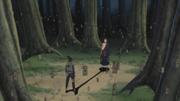 Armadilha Rasteira com Fio (Shikamaru-Anime)