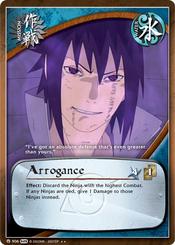 Arrogancia Carta