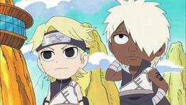 C y Darui Naruto SD