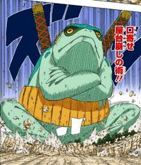 Cesto de Compra Destruidor de Naruto (Mangá)
