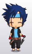 Chibi - Zack