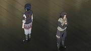 Fugaku despede Sasuke