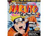 Naruto Cartas de Juego Coleccionables