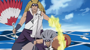 Armas Atesoradas del Sabio de los Seis Caminos Anime