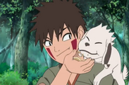Kiba as kid